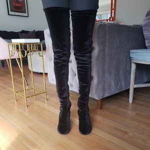 Thigh High Maison Margiela Desinger Boots